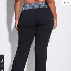 1dc8bd9755ab1 Lane Bryant Pants - LIVI Active Signature Stretch Yoga Pants